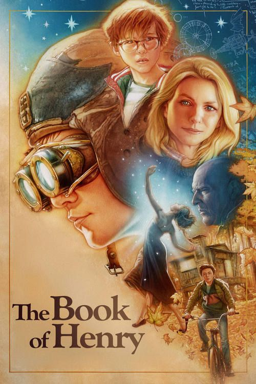 The Book of Henry (2017) Full Movie Streaming HD