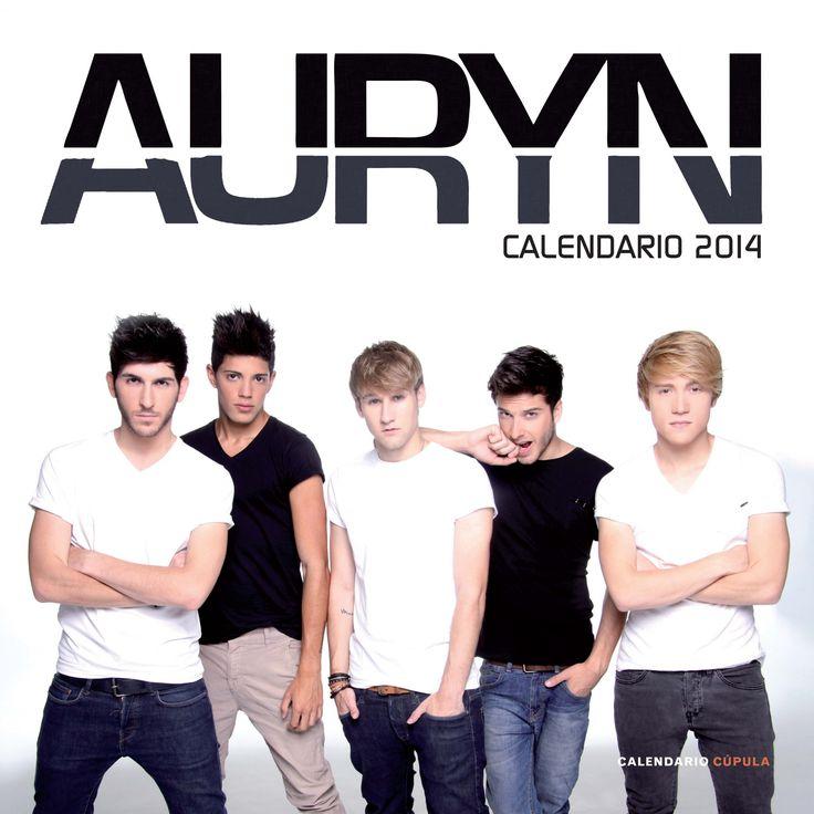 Las mejores fotografías de la boyband del momento. http://www.planetadelibros.com/calendario-auryn-2014-libro-112741.html