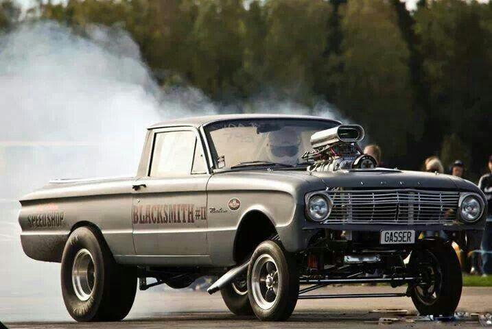 Ford Ranchero | 1963 Ranchero Gasser