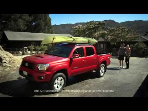 2014 Tacoma Roof Rack (Color: Black) Reviews