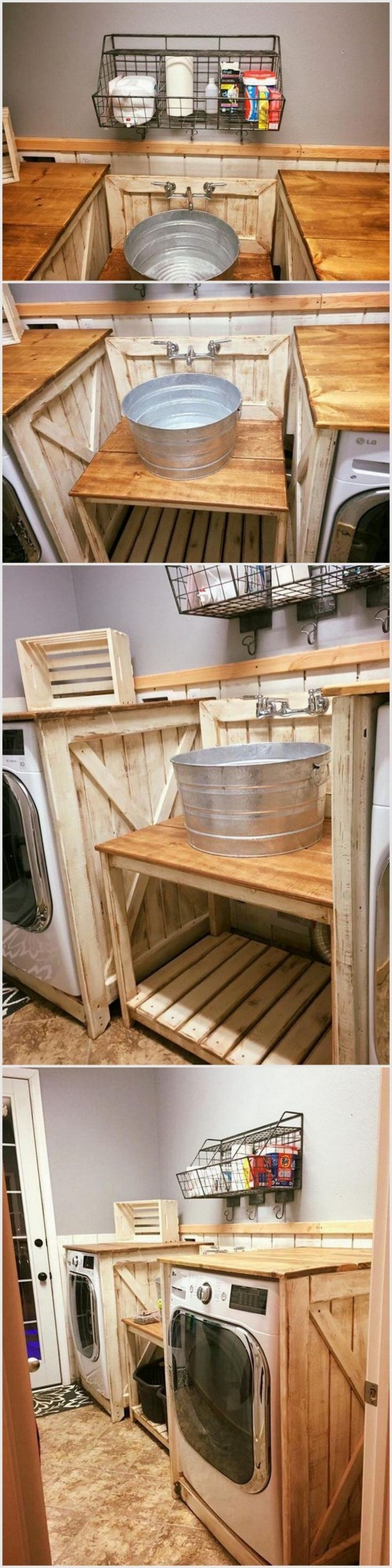 Classic Ideas for Wood Pallet Repurposing