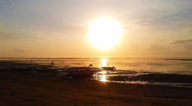 Sunrise Sanur Beach, Bali