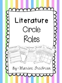 literature circle assignments The social nature of literature circles makes reading assignments more meaningful literature circles: purpose & best practices next lesson literature circle.