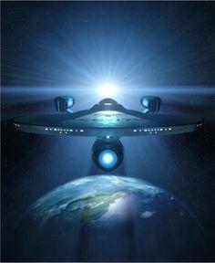 U.S.S. Enterprise NCC 1701 - Star Trek                                                                                                                                                     More