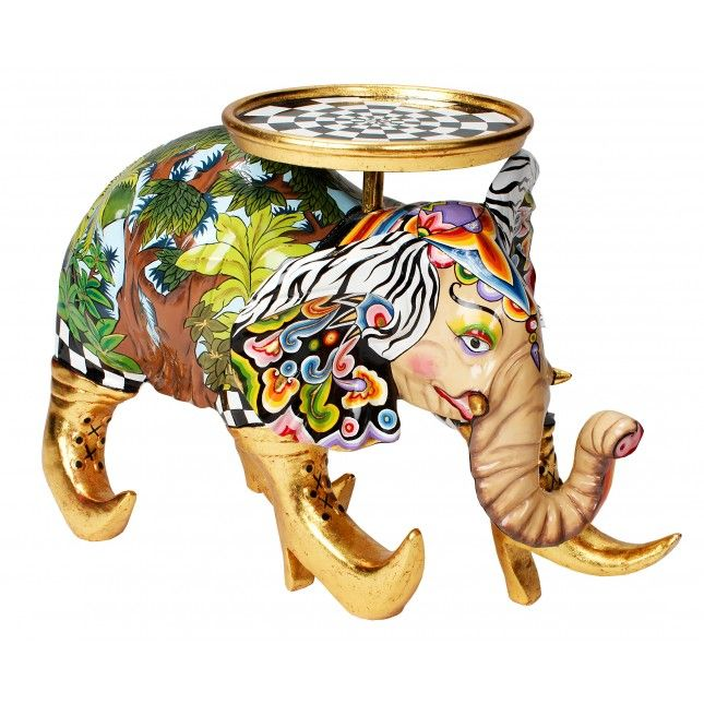 Toms Drag Table Elephant