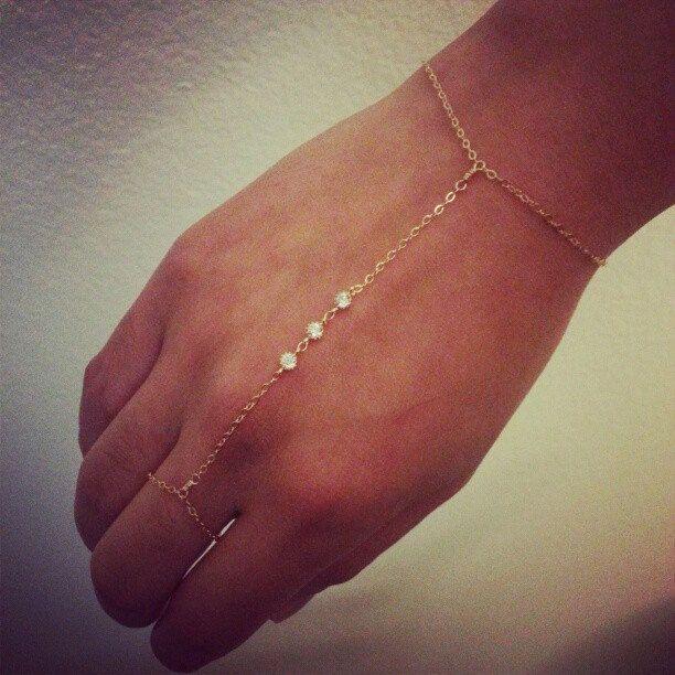slave bracelet. Whose with me?  Lets do it!