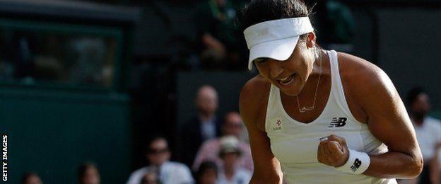Heather Watson loses to Serena Williams in Wimbledon thriller #dulzamara