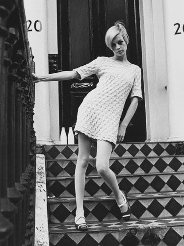 Craved dresses like this back then. Still love them!!  Twiggy