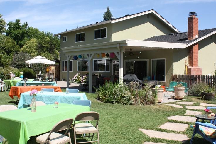 taco bar ideas | Grad Party: Taco Bar for 40 | CheapCooking