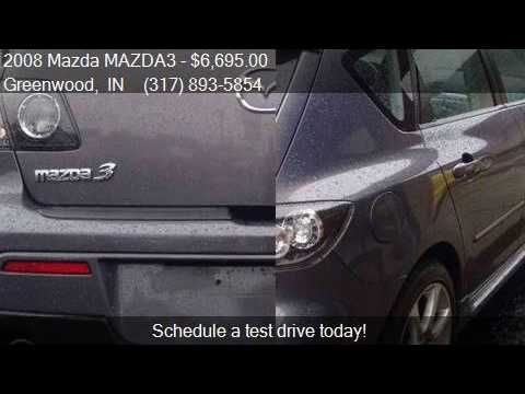 2008 Mazda MAZDA3 s Grand Touring 4dr Wagon 5A for sale in G