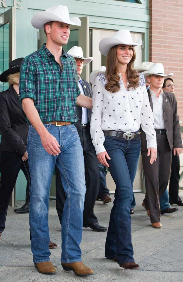 They're in western clothes! so classy. I was a fan, but - 48 Best Closet Diva - Stampede Outfits Images On Pinterest