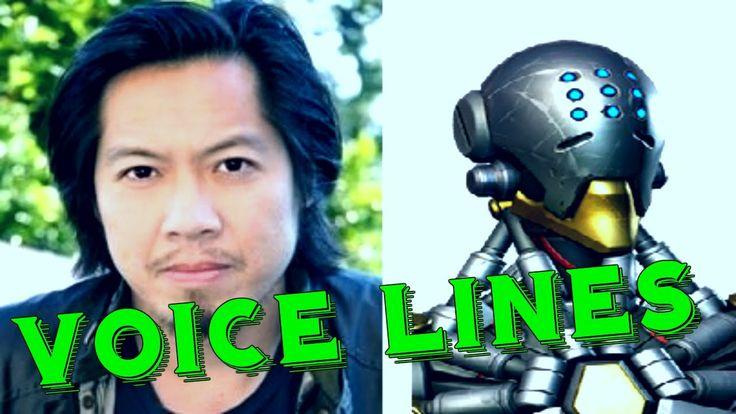 Zenyatta: All Voice Lines Overwatch Voice Actors Overwatch Characters - ...