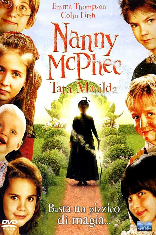 Watch Nanny McPhee Full Movie Online