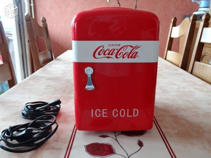 Gagnez un mini frigo Coca-Cola (6 gagnants)
