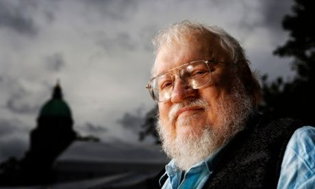 George RR Martin, Game of Thrones and the triumph of fantasy fiction | Books | The Guardian