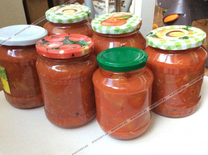 Лечо по-домашнему на зиму- отличное сочетание болгарского перца, спелых томатов и чеснока. Рецепт очень простой, но банки уходят зимой на ура!