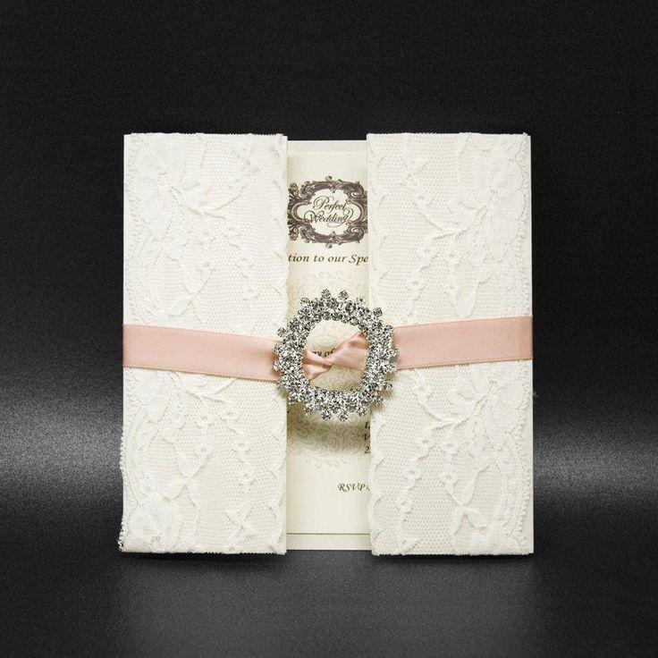 36 best Wedding invitations images on Pinterest | Diy wedding ...