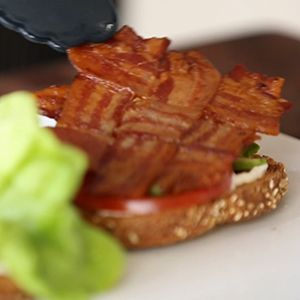 Bacon Weave: The Ultimate BLT Trick