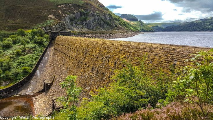 Caban Coch Dam, Elan Valley,Powys,Wales. | by Welsh Photographs
