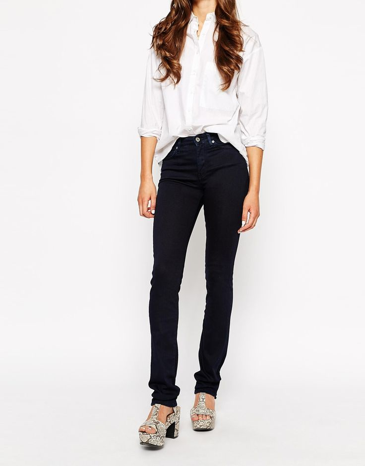 MiH+Jeans+Nouvelle+High+Waist+Skinny+Jeans