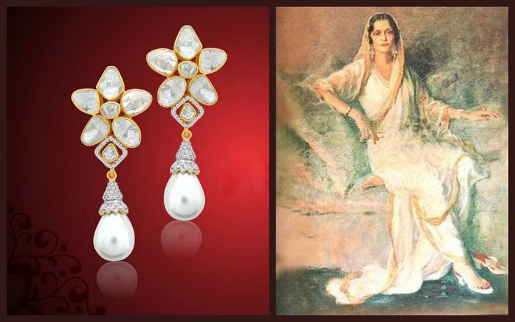 Earrings inspired by Royal family! #earrings #royalFamily