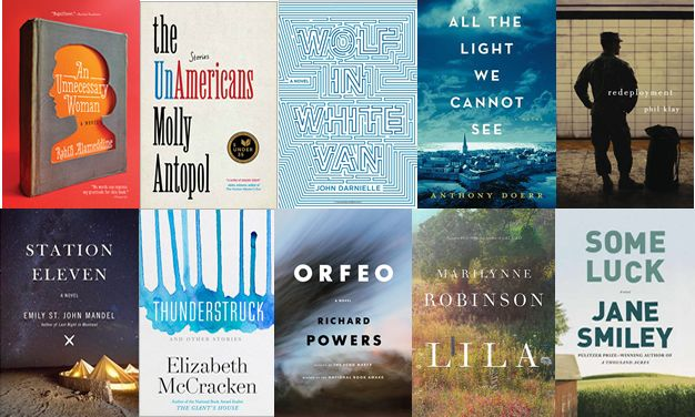 2014 National Book Award long list