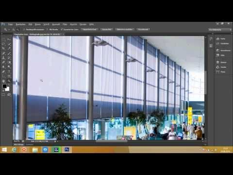 PhotoShop CS6 - Retuschieren und Reparieren  #photoshop #youtube #fotos #retuschieren #anleitung #tutorial