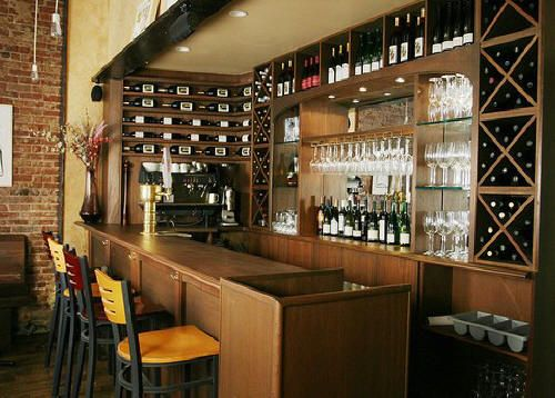 1000 images about home wine bar ideas on pinterest wine cellar small home bars and bar - Home wine bar designs ...