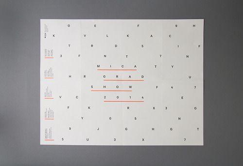 nothingtochance:  MICA GRAD DESIGN /Nour Tabet