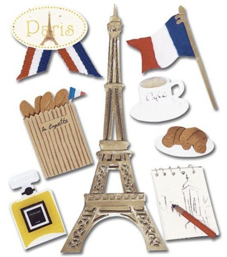 22 best images about travel scrapbooking on pinterest - Scrapbooking paris boutique ...