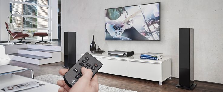 HEOS AVR | 5.1 Channel AV Receiver with Wireless Multi-Room Audio - HEOS by Denon