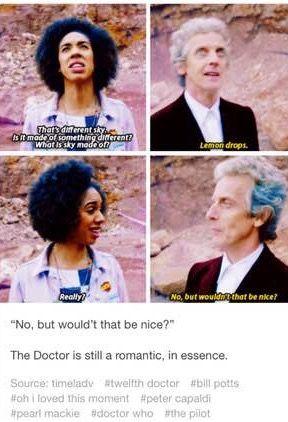 Happy Twelve is something I desperately needed❤️ Doctor Who The Pilot Series 10