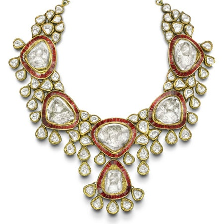 Top Indian Fashion Trends for 2012 :: Polki Jewelry