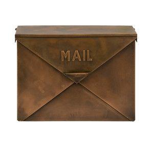 Envelope Wall-Mount Mailbox