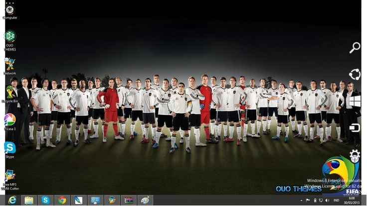 FIFA World Cup 2014 Teams | Germany National Football Team