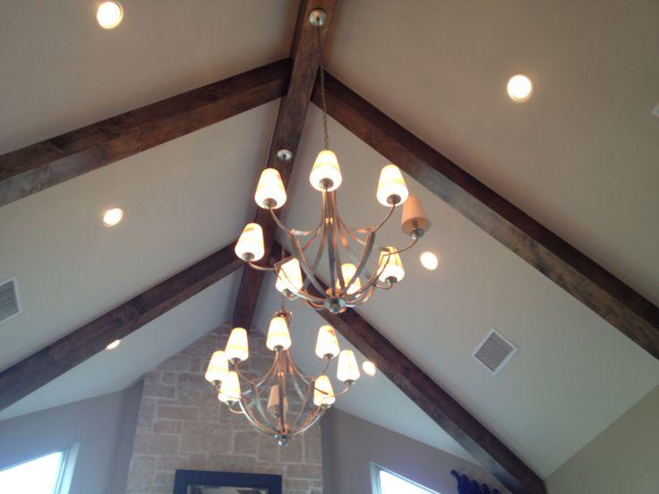 Lighting For Cathedral Ceilings Joy Studio Design