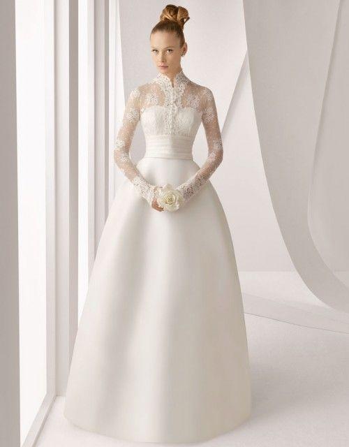 Vestidos de Encaje para novia - Para Más Información Ingresa en: http://vestidosdenoviacortos.com/vestidos-de-encaje-para-novia/