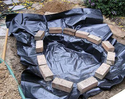 Simple Garden Pond Ideas how to build a pond easily cheaply and beautifully building a pondbackyard projectsbackyard ideasgarden How To Build A Pond Easily Cheaply And Beautifully Building A Pondbackyard Projectsbackyard Ideasgarden