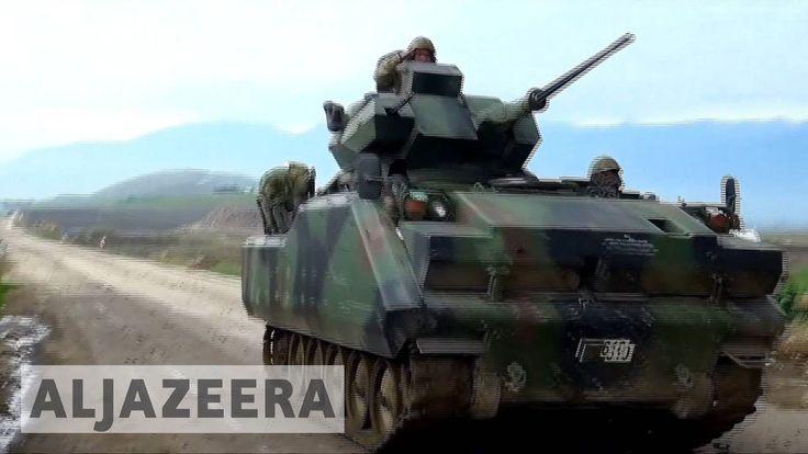 #news#WorldNewsAL Jazeera English News : Turkish troops cross into Syria's Afrin enclave
