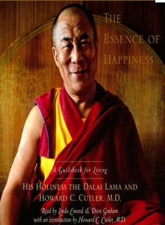 """""""The Essence of Happiness: A Guidebook for Living"""" and """"The Dalai Lama's Book of Daily Meditations"""" taught me calmness in times of chaos and joy."""