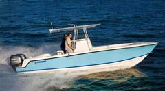 Contender 25 Sport Fishing boats