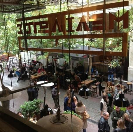 melilotos restaurant athens - Google Search