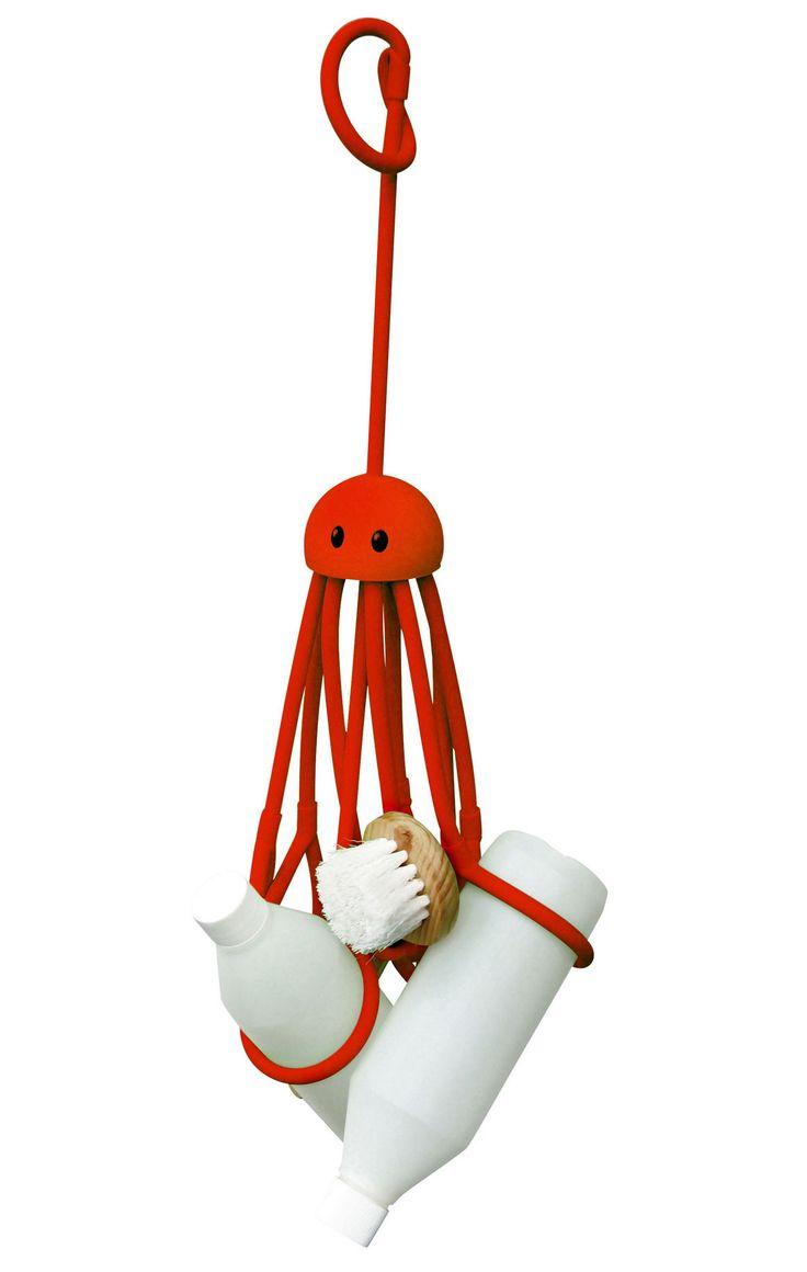 Portaoggetti Octopus - Piovra per doccia - Pa Design