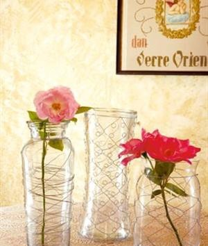 Decorating ideas with wire