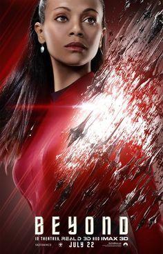 Star Trek Beyond: trailer e nuovo poster! http://nerdgazmo.nonapritequestoblog.it/star-trek-beyond-trailer-poster/