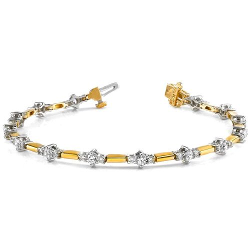 Brillant- Tennis- Armband mit 2.00 Karat Lupenreinen Diamanten im Brillantschliff. Dieses tennisarmband ist aus 750er Gold gefertigt und mit 2.00 Karat Diamanten im Brillantschliff der besten Qualität bestückt.  http://www.juwelierhausabt.de/products/de/Diamantarmbaender/200-Karat-Brillantarmband-in-585er-750er-BI-Color-Gold2.html  #diamantarmband #diamonds #diamante #diamanten #gold #schmuck #diamantschmuck #juwelier #abt #dortmund