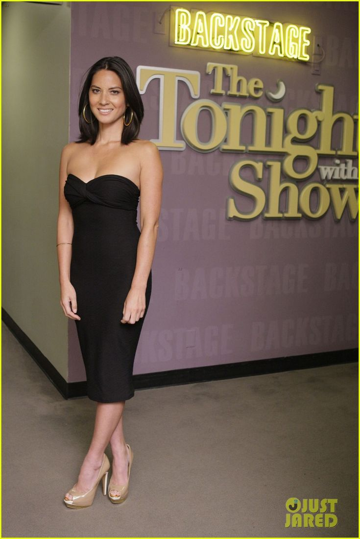 Olivia Munn: 'Tonight Show with Jay Leno' Visit!