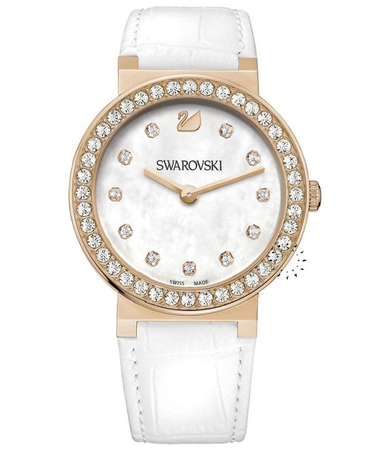 SWAROVSKI Citra Sphere White And Rose Gold Τιμή: 349€ http://www.oroloi.gr/product_info.php?products_id=34157