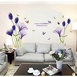 Die besten 25+ Blumen schlafzimmer Ideen nur auf Pinterest ...