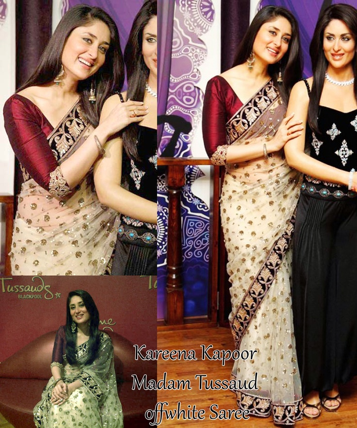 I'm obsessing over this saree!